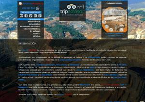 Web de FieldworkRIOTIONTO